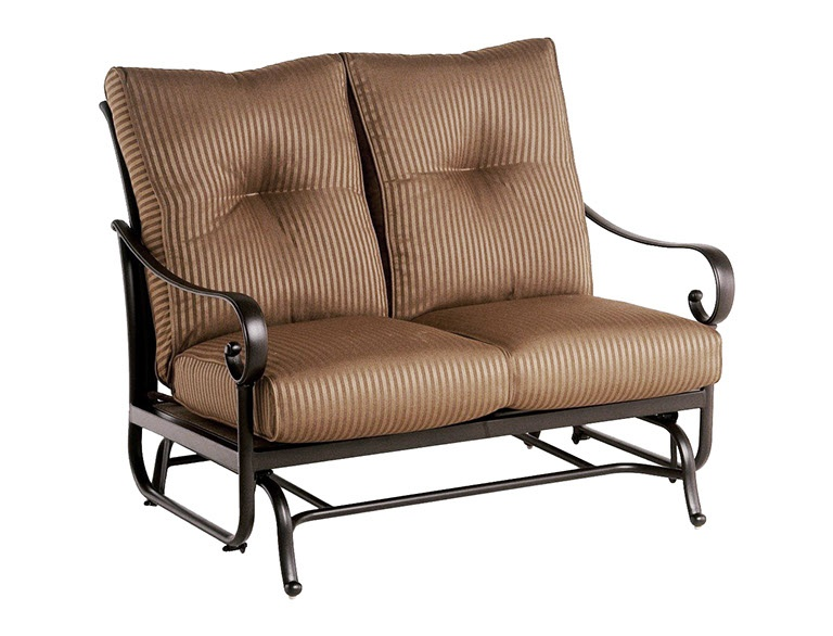 cushions wicker seat designs trend cushion love loveseat replacement lexington tortuga outdoor glider