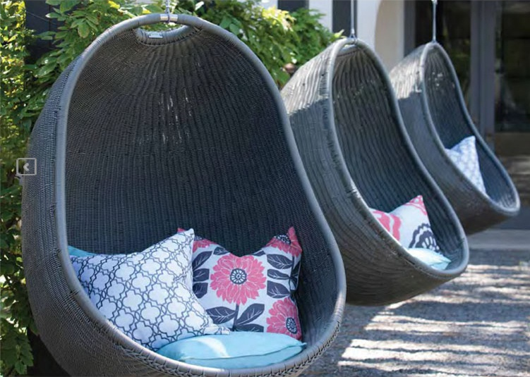 outdoor hanging furniture. The-cove Outdoor Hanging Furniture .